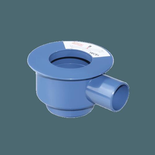 Sifon s odtokem do zdi  Drainline 95mm (0,7 l/s)