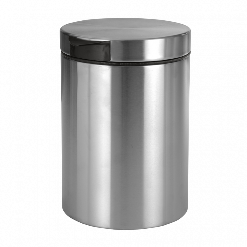 Odpadkový koš závěsný | 3L | 235 x 170 x 240 | broušená nerez