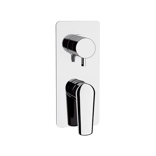 V | Podomítkový modul Vanity | dvoucestný | pákový mechanický | chrom