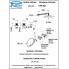 Sprchový set X STYLE | podomítkový | se závěsnou hlavicí | Ø 200 mm | černá s dekorem lesk