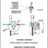 NT 60 W | Komplet set systému bidetové spršky Thermo | chrom lesk