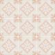 Dlažba Art Nouveau PÀDUA PINK | 200x200 | mat