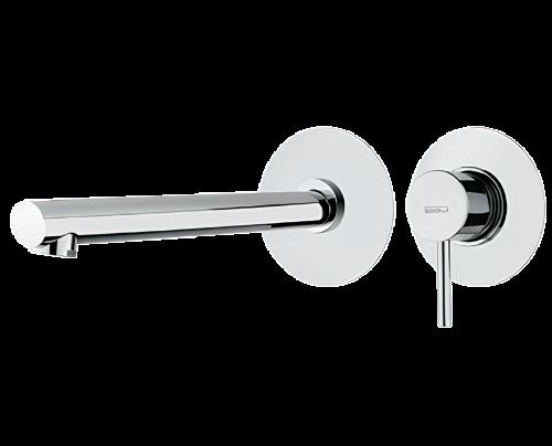 Umyvadlová baterie MINU | páková | podomítková dvouprvková
