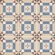 Dlažba Art Nouveau LYS COLOUR   200x200   mat