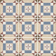 Dlažba Art Nouveau LYS COLOUR | 200x200 | mat