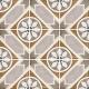 Dlažba Art Nouveau APOLLO COLOUR   200x200   mat