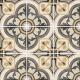 Dlažba Art Nouveau MAJESTIC COLOUR | 200x200 | mat