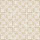 Dlažba Art Nouveau LA RAMBLA BISCUIT   200x200   mat