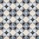 Dlažba Art Nouveau PALAIS BLUE | 200x200 | mat