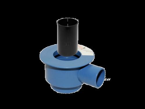 Sifon s odtokem do zdi  Drainline 120mm (0,80 l/s)