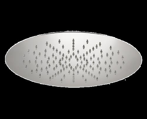 Vestavná sprchová hlavice | kruhová Ø 340 mm | chrom lesk