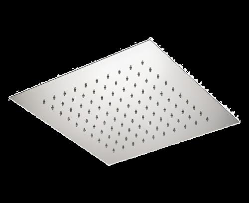 Vestavná sprchová hlavice | 340 x 340 mm | chrom lesk | chrom lesk