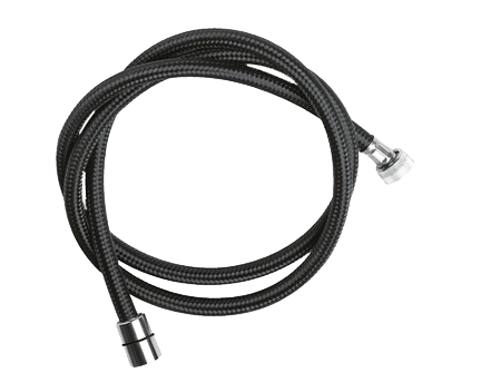 Sprchová hadice   černá   200 cm