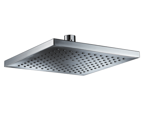 Sprchová hlavice CAE | 205 x 205 mm | čtvercová