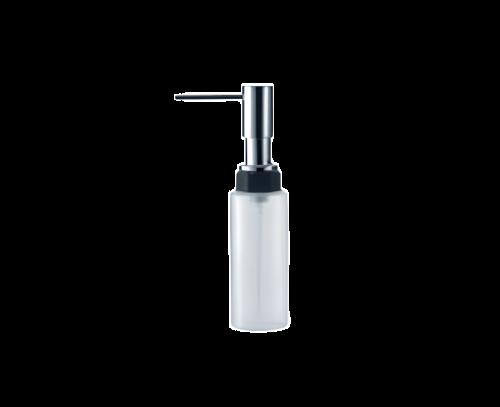 Vestavěný dávkovač na tekuté mýdlo-chrom