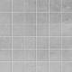Mozaika Minimal šedá | 300x300 | mat