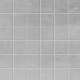 Mozaika Minimal šedá   300x300   mat