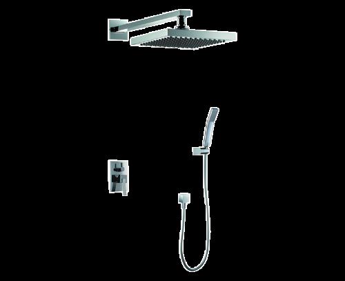 Sprchový set CAE 780 pákový podomítkový s ruční sprchou