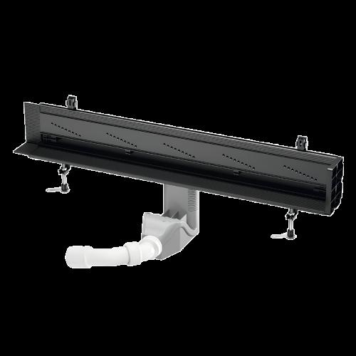 Viega Advantix Vario s odtokem do stěny | žlab s příslušenstvím 30-120cm