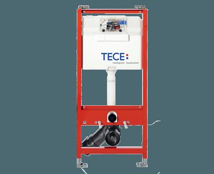 TECEprofil nádrž pro závěsné WC | ovládání zepředu | 1120