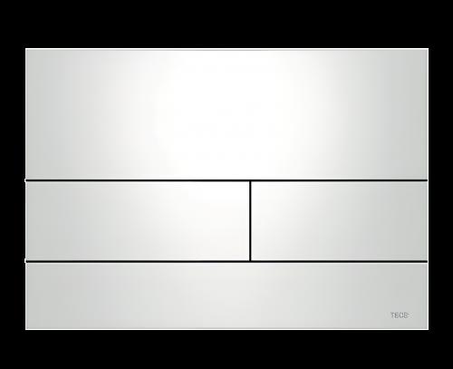 Ovládací WC modul  Square II   bílá RAL 9016