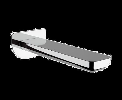 Umyvadlová a vanová výtoková hubice INFINITY | chrom lesk