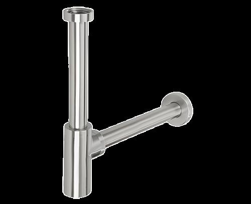 Nerezový designový sifon