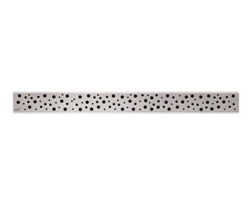 Liniový podlahový rošt BUBLE