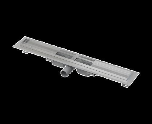 Liniový podlahový žlab snížený APZ101 Low