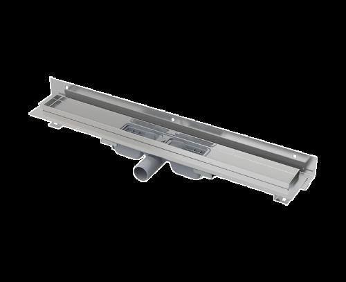 Liniový podlahový žlab snížený APZ104 Flexible Low