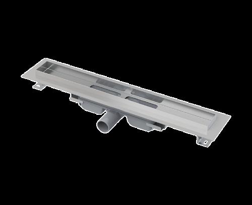 Liniové podlahové žlaby snížené APZ106 Professional Low