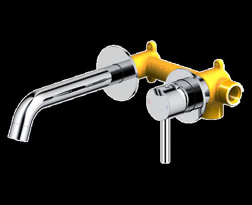Umyvadlová baterie Circulo | podomítková