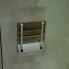 Sedátko do sprchy, sklopné, bambus