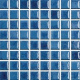 Mozaika Acqua Turquoise | 18x18mm | lesk
