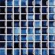 Mozaika Acqua Sapphire | 18x18mm | lesk