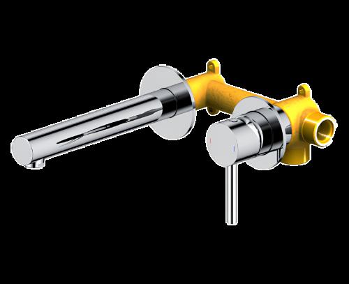 Umyvadlová baterie Circulo | podomítková | páková