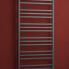 Radiátor Avento Frame | 500x790 mm | černá strukturální mat