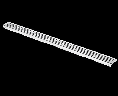 Okrasná lišta Basic rohová lesklá 900 mm
