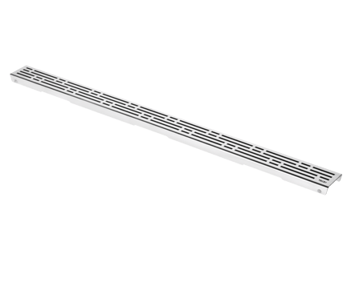 Okrasná lišta Basic rohová matná 1200 mm