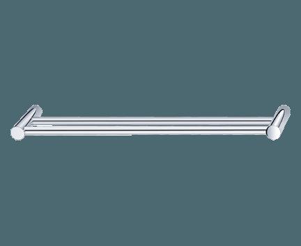 Držák na ručníky NAVA dvojitý 635 mm