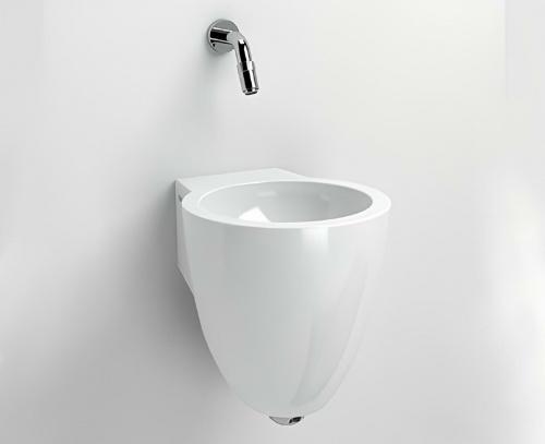 Umyvadlo FLUSH 270 x 315 x 280   závěsné   bílá