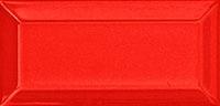 Obklad Biselados Vermelho   červená lesk   150x75   lesk