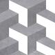 Dlažba Seamless DCL_03 | 200x200 | dekor
