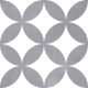 Dlažba Seamless DCL_04 | 200x200 | dekor