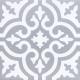Dlažba Neocim Classic Decor E Titane | 200x200 | mat