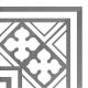 Dlažba Neocim Classic Canto B Graphite | 200x200 | mat