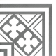 Dlažba Neocim Classic Canto B Graphite   200x200   mat