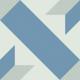 Dlažba MORE | 200x200 | dekor 5