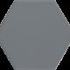 Dlažba Kromatika DENIM BLUE | 116 x 101 | mat