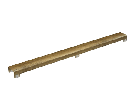 Liniový podlahový rošt DESIGN-ANTIC | 300